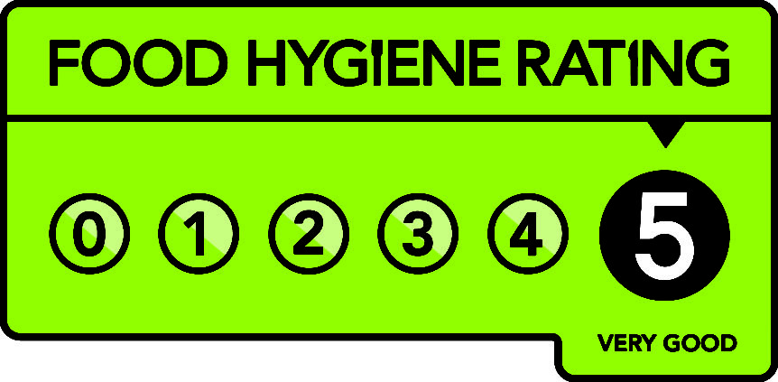 Alfie's Catering - Food Hygiene Rating, The British Burger Bar